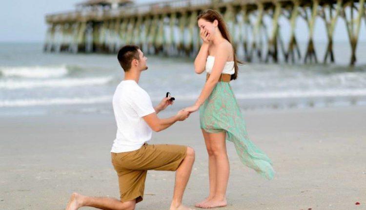 Hiçbir kadının hayır diyemeyeceği evlilik teklifleri