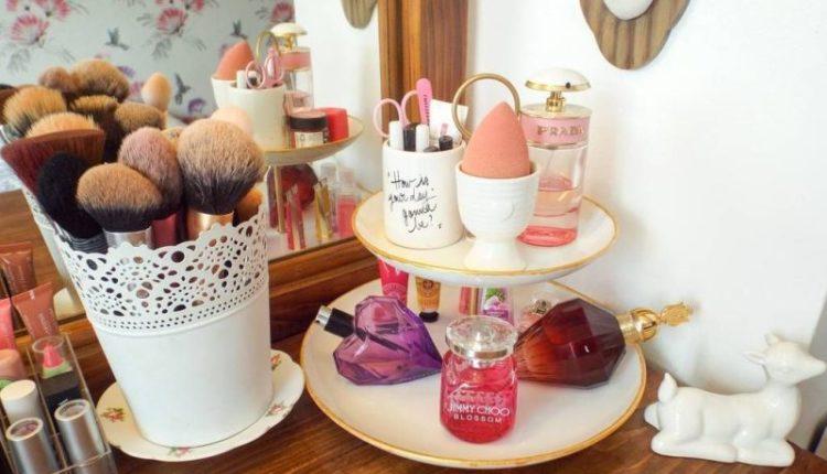 Makyaj malzemeleri nasıl saklanır? 12 pratik öneri