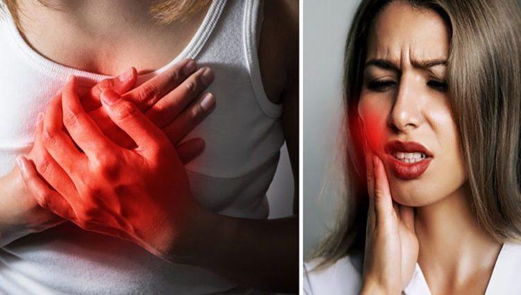 Her kadının bilmesi gereken kalp krizinin 5 belirtisi