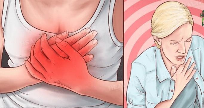Kadınlarda Kalp Krizinin 5 Belirtisi